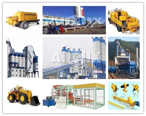 Aimix machinery