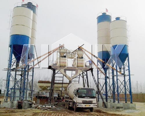 engineering concrete plant manuafcturer