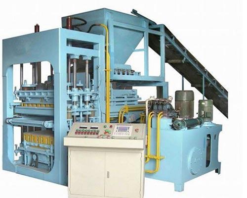 brick pressing machine