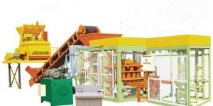 Aimix brick making machine