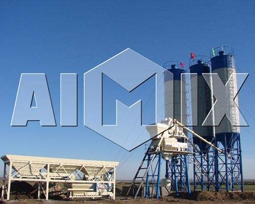 commercial concrete plant