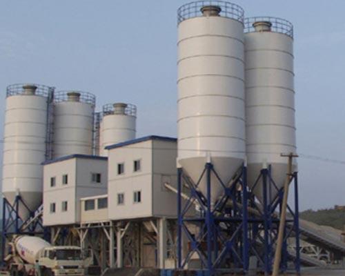 commercial concrete mixing plant supplier