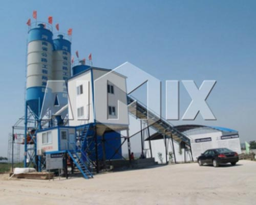commercial batching plant manufacturer