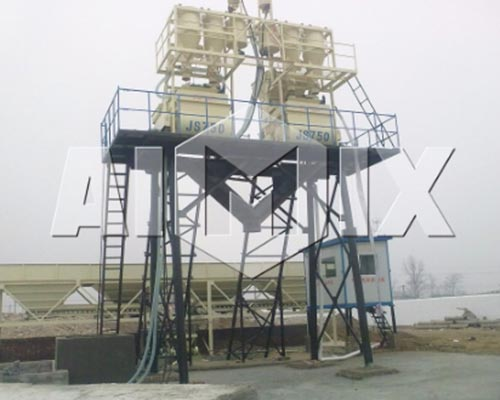 commercial mixing plant for sale