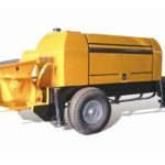 Trailer Mounted Concrete Pump for Sale