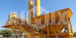 Aimix mobile cement plant