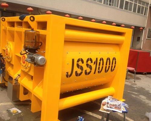 concrete mixer supplier