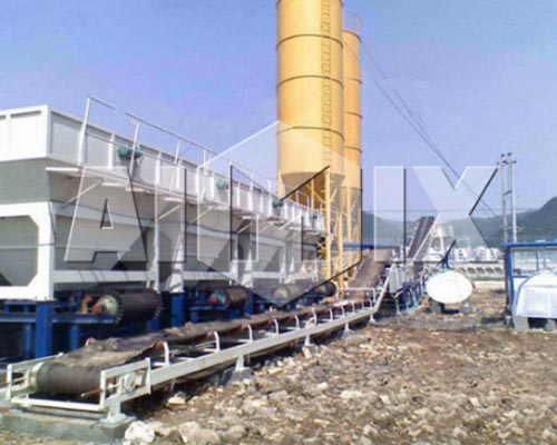 soil stabilization mixing station