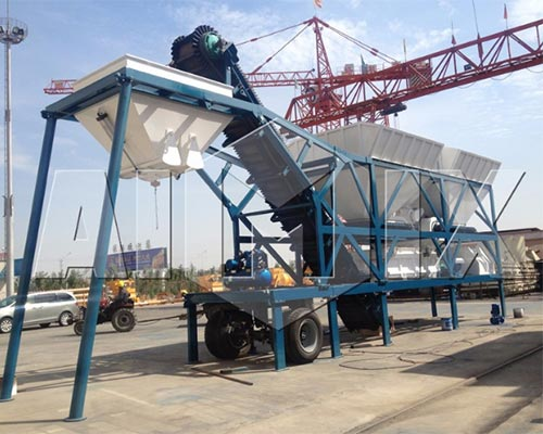 Stabilized Soil Mixing Plant for Sale
