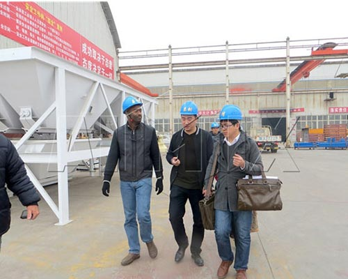 Aimix machinery supplier