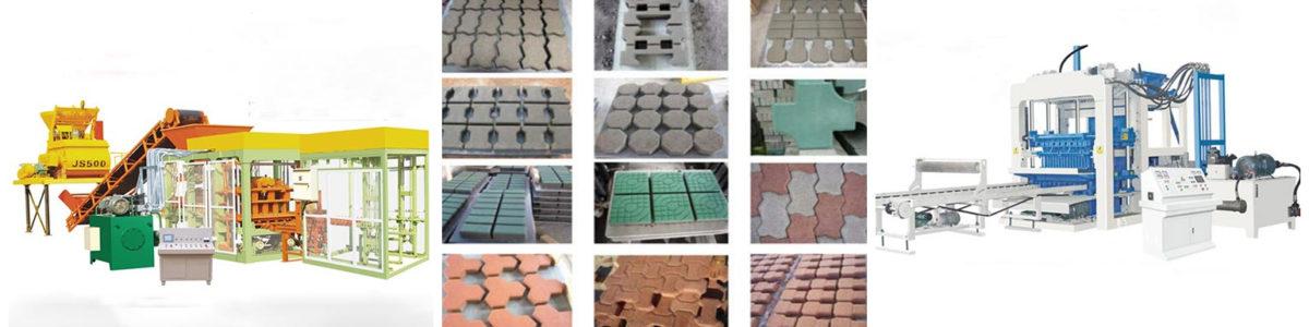 Aimix brick making machine