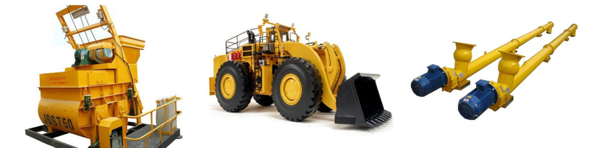 Aimix construction machinery