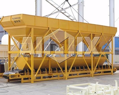 concrete batching machine