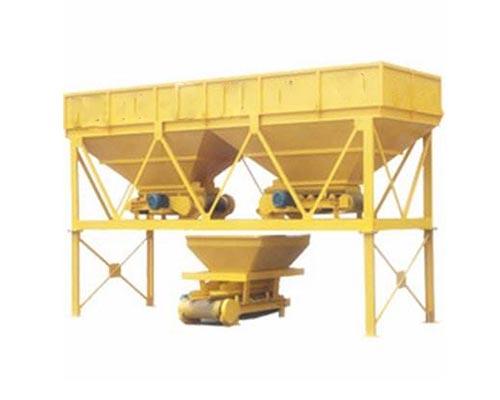 mobile batching machine
