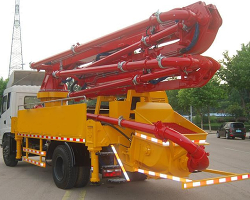 Concrete Boom Pumps for Sale - Aimix Boom Pump Supplier