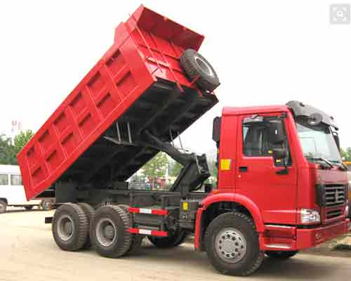 Dump equipment for sale