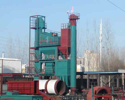 Buy asphalt mixing plant on Aimix