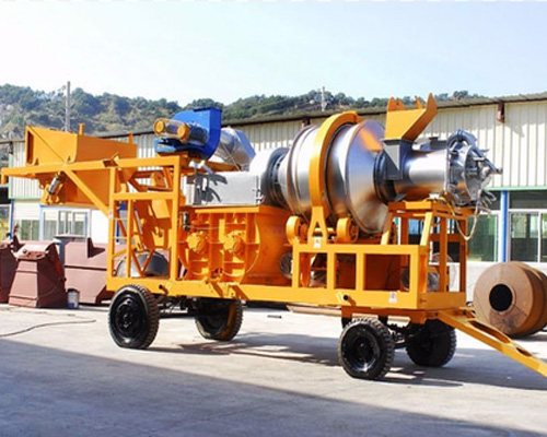 Asphalt mixing plant for hot sale
