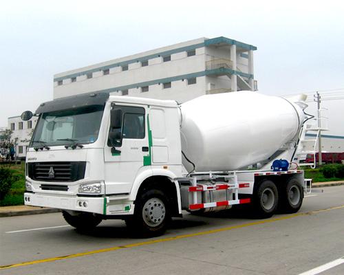 mixer trucks machines