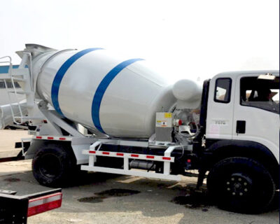 transit mixer for sale