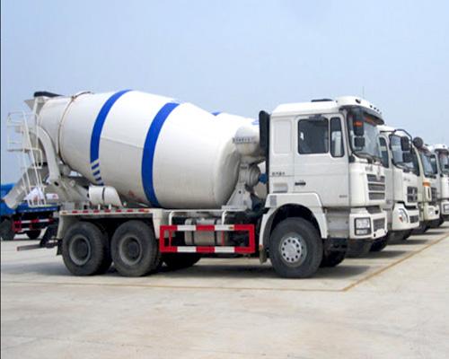 buy mixer truck in Aimix