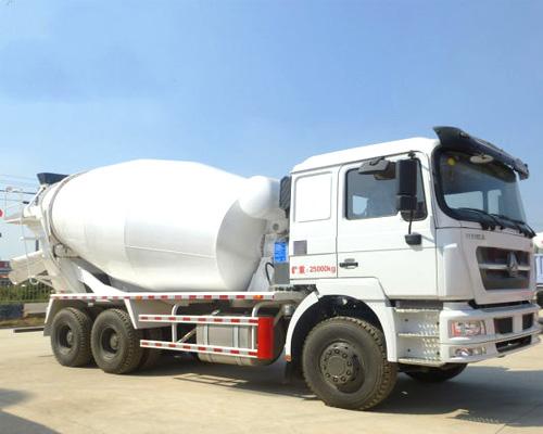 concrete transit mixer truck for sale