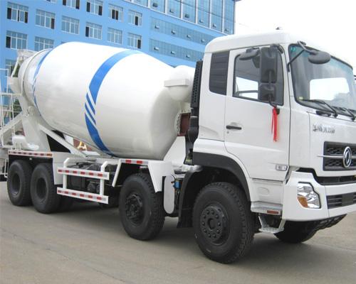 high level concrete transit mixers