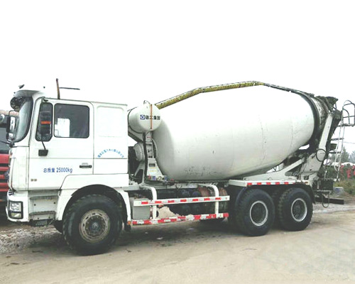 Concrete transiting mixers