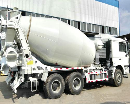 Aimix mixer trucks