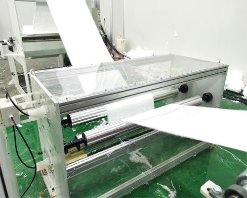high quality fabric machine