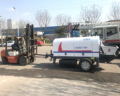 Aimix concrete pump for sale
