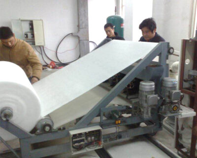 melt blown fabric machine