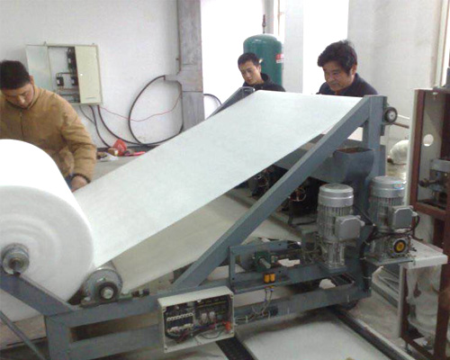 melt blown fabric machine
