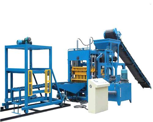hollow block equipment
