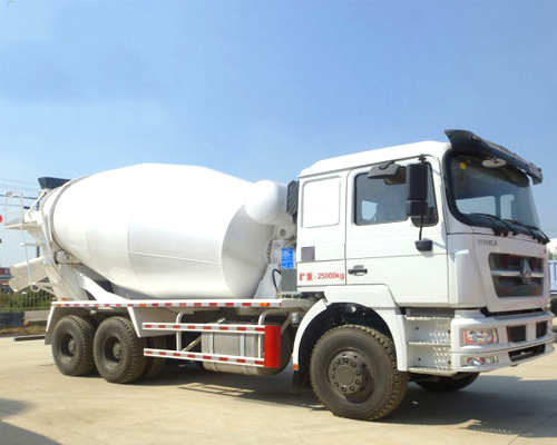 High quality concrete agitator truck for sale