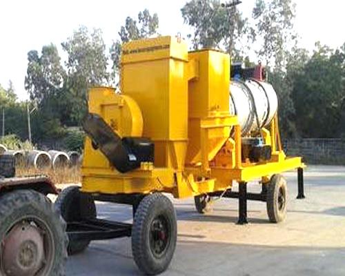 high quality portable asphalt plant
