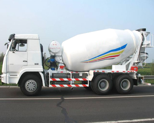 concrete transport truck for hot sale