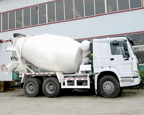 concrete transporting machines
