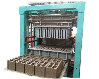 best hollow block machine