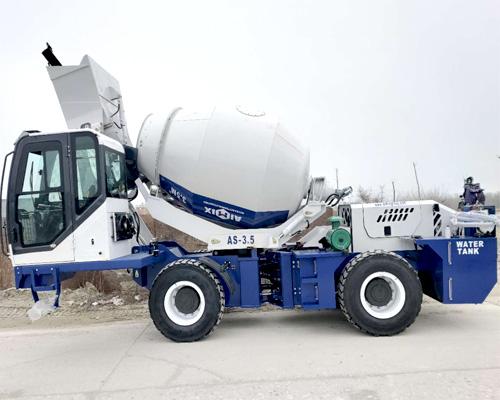 good concrete mixer