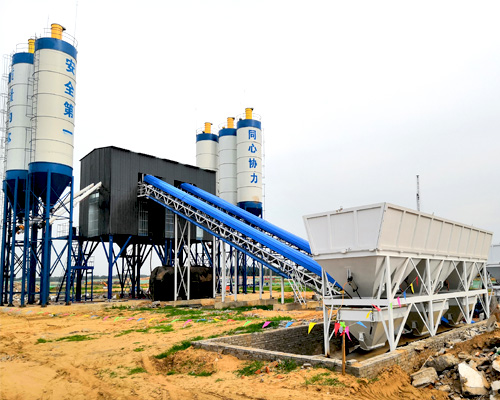 best concrete producing plant