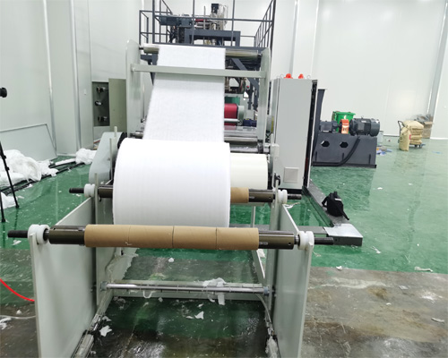 meltblown nonwoven fabric making equipment