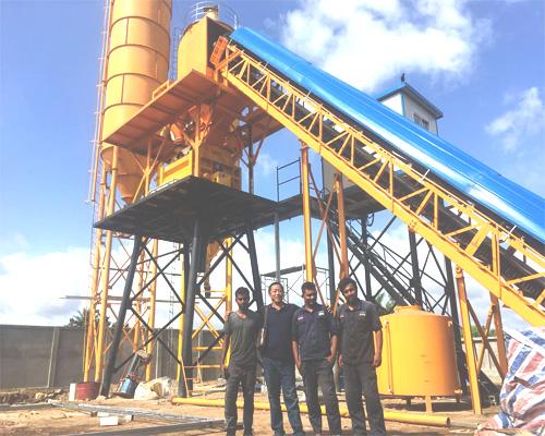 aimix concrete batch plant