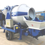 Concrete Mixer with Pump for Sale in Philippines