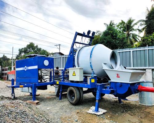 aimix concrete pump in Philippines