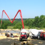 36m Concrete Pump for Sale