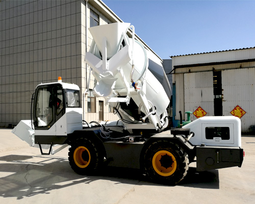 cheap concrete mixer truck
