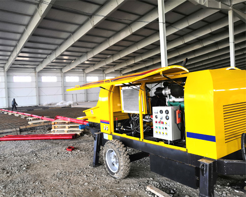best concrete pump for sale