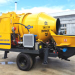 Concrete Mixer and Pump for Sale