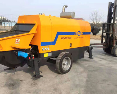 Concrete Trailer Pump for Sale